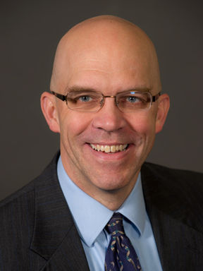 Image of John E. Taylor, Interim Dean of the WVU College of Law.